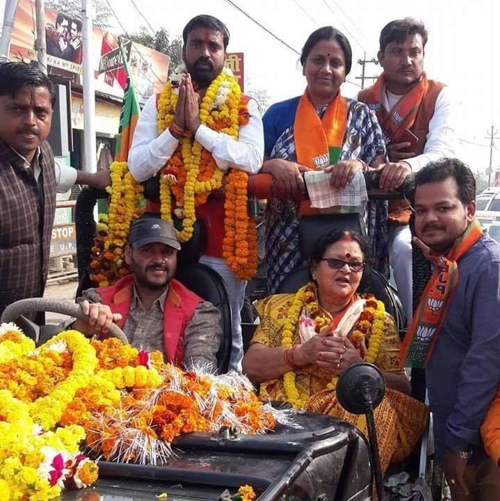 _वार्ड 44, मकड़ीखेड़ा कानपुर जिले के अंतर्गत आने वाले इलाकों में से एक है. जिसमें पार्षद के तौर पर वर्