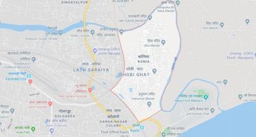 Koniya, Ward 43, (Varanasi)